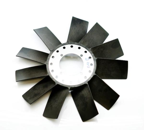 Крыльчатка (лопасти) вентилятора Cummins ISF2.8 020005181 020005158